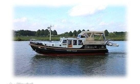 Charter 43' Palatina Linssen Classic Sturdy 400 Ac Motor Yacht In Saarlouis, Saarland