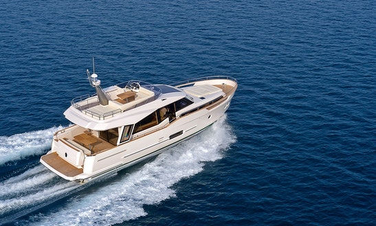 Yacht For Rent In Arrabida Natural Park