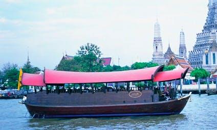 Thailand Boat Cruise in Bangkok, Thailand