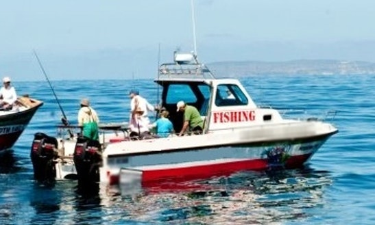 Enjoy Fishing At Plettenberg Bay, Western Cape With Captain Patrick