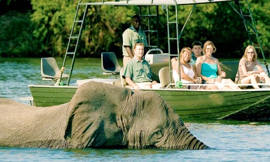Hire A Water Taxi In Livingstone, Zambia