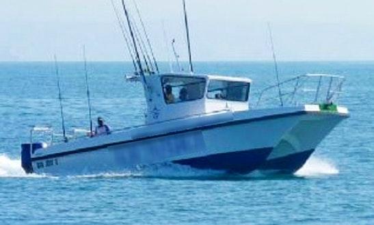 'lynski 1' Shark Fishing Charter In Durban