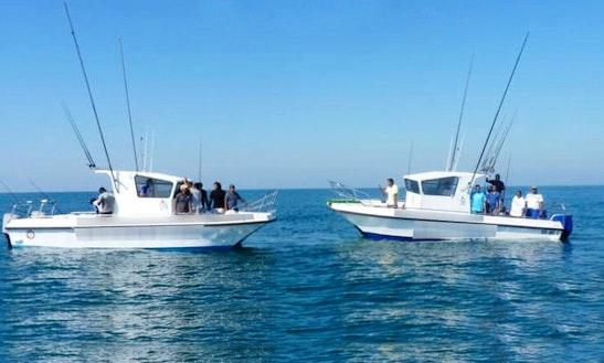 Hope Aboard 'lynski 2' Shark Fishing Charter In Durban
