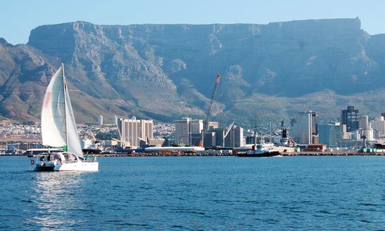 Charter On 65' Sailing Mega Yacht From Cape Town, South Africa