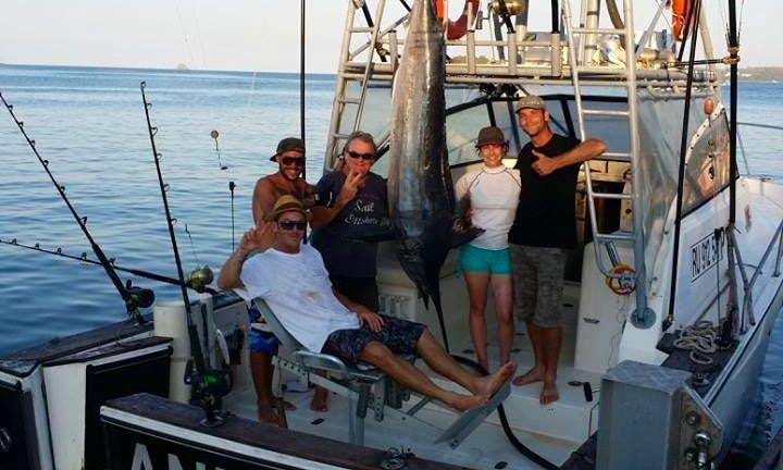 Enjoy Fishing in Fianarantsoa Province, Madagascar with Captain Brice