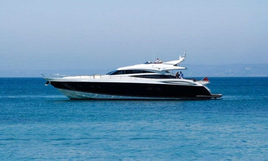 Motor Yacht Rental In Athina