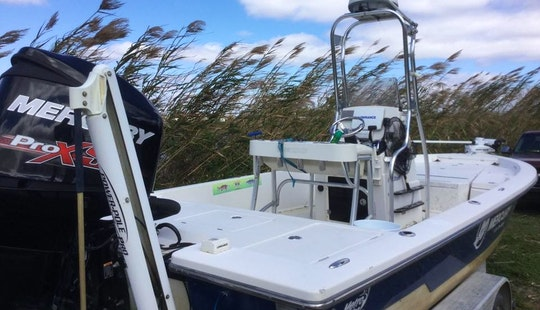 Enjoy Fishing In Boothville-venice With Captain Floyd