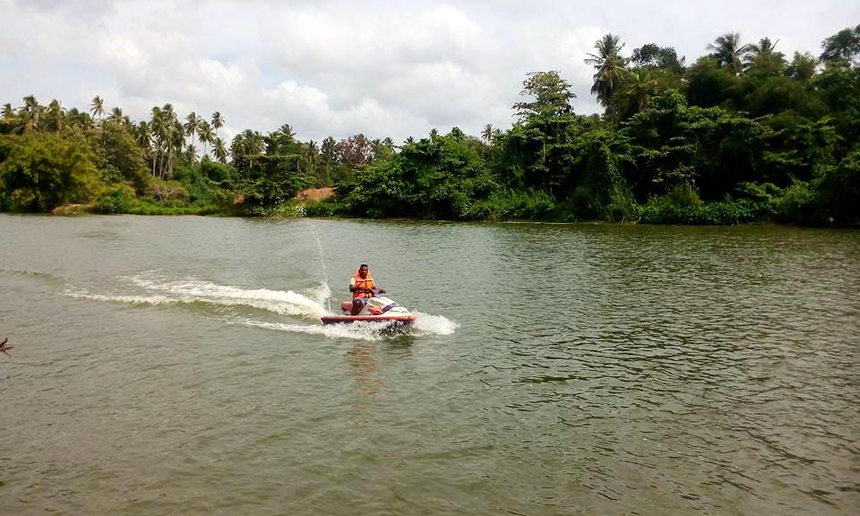 Rent a Jet Ski in Dankotuwa, Sri Lanka