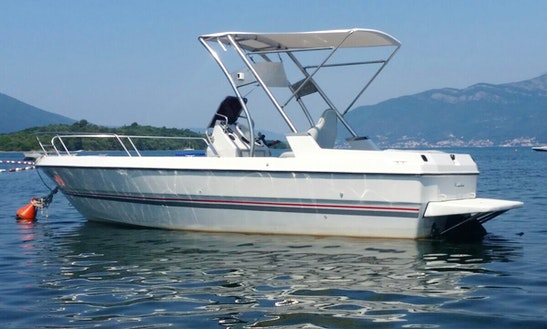 Bowrider For Rent In Tivat