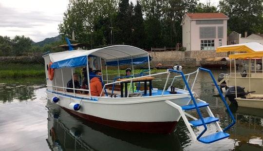 Enjoy Boat Tours In Virpazar, Montenegro