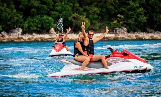 Tour The Picturesque Thai Waters By Jet Ski