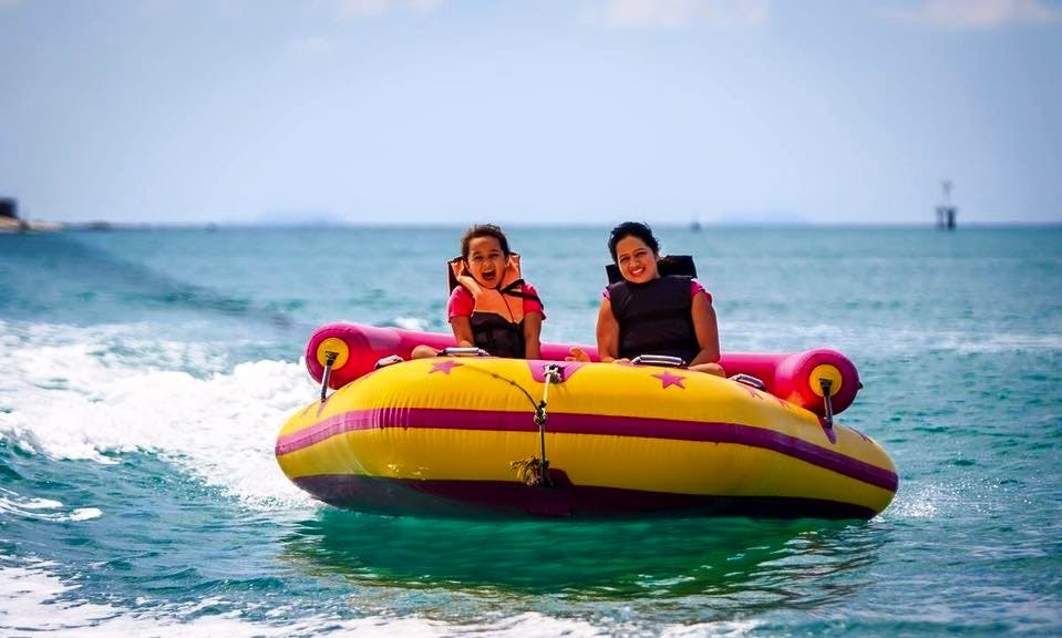 Enjoy Sofa Rides in Ko Samui, Thailand