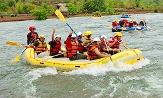 Enjoy Rafting Trips On White River In Mpumalanga, South Africa