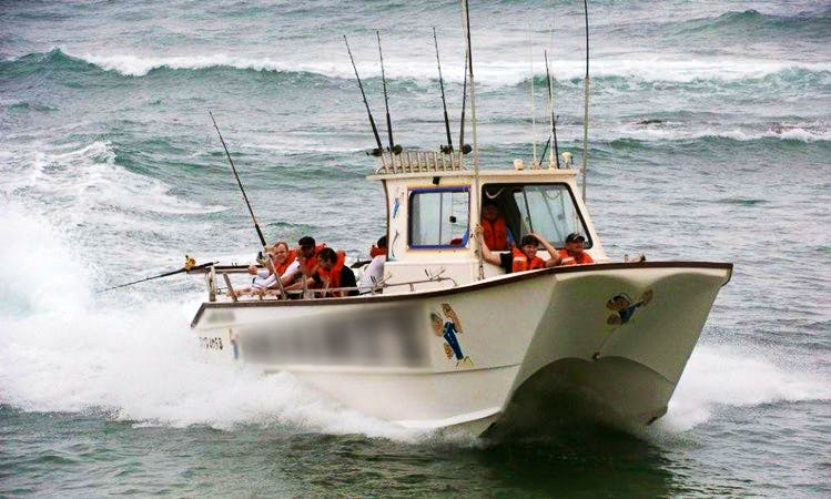 Enjoy Fishing in Margate, South Africa on Sport Fisherman