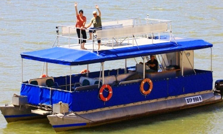 Pontoon Charter in Eastern Cape, South Africa