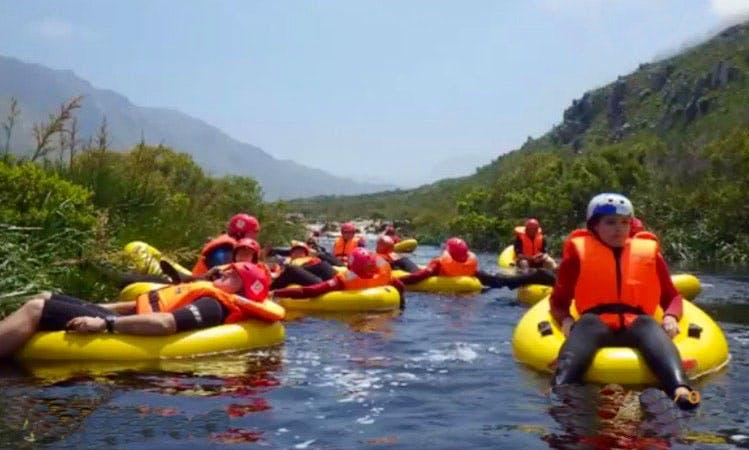 River Tubing Adventure in Kleinmond