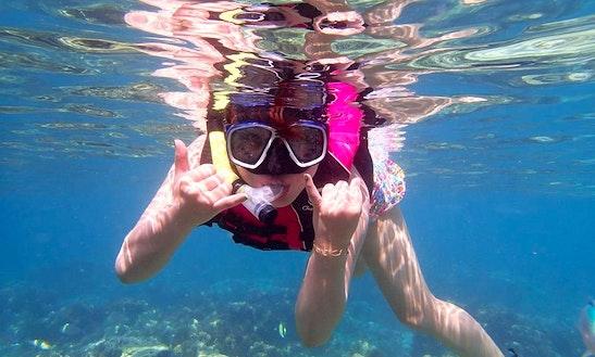 Enjoy Snorkeling Tours In Piti, Guam