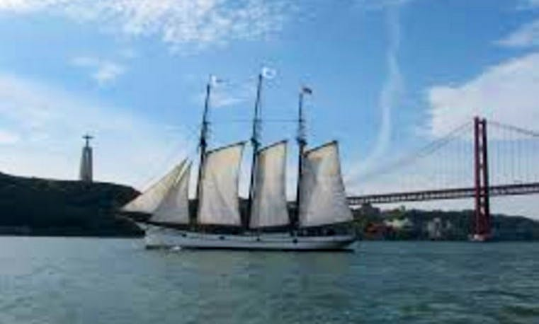 Tall Ship Vintage Yacht charter in Lisboa, Portugal