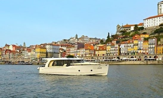 Greeline 40 Redefines Boating, Porto - Portugal