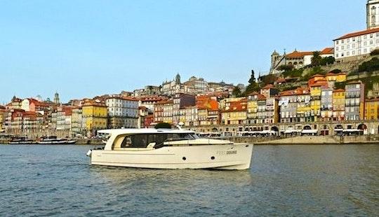 Greeline 40 Redefines Boating, Porto - Portugal