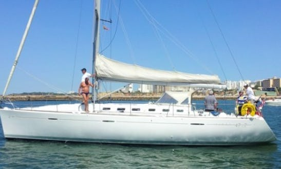 Beneteau First 47.7 Charter In Portimão, Portugal