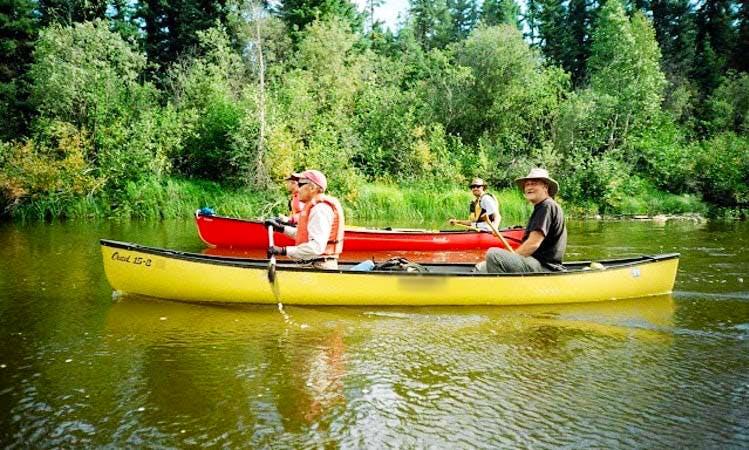Canoe Rental In Saskatchewan