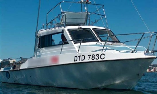 Enjoy Fishing In Durban, South Africa With Captain Ralph