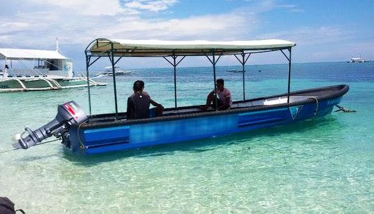 'devocean' Boat Diving Trips In Bounty Beach