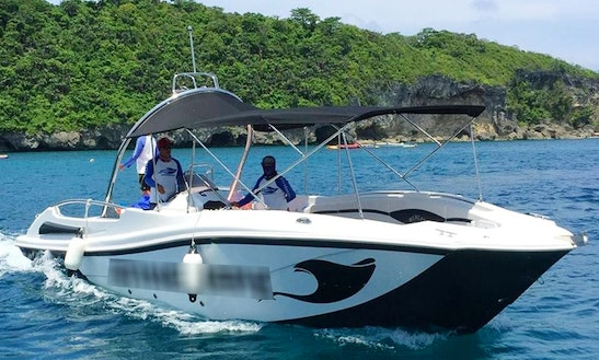Rent A Stingray Bowrider In Malay, Philippines