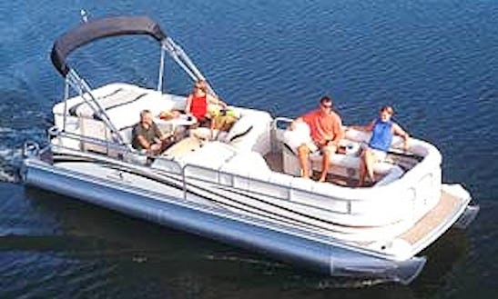 Pontoon For Rent In Discovery Bay