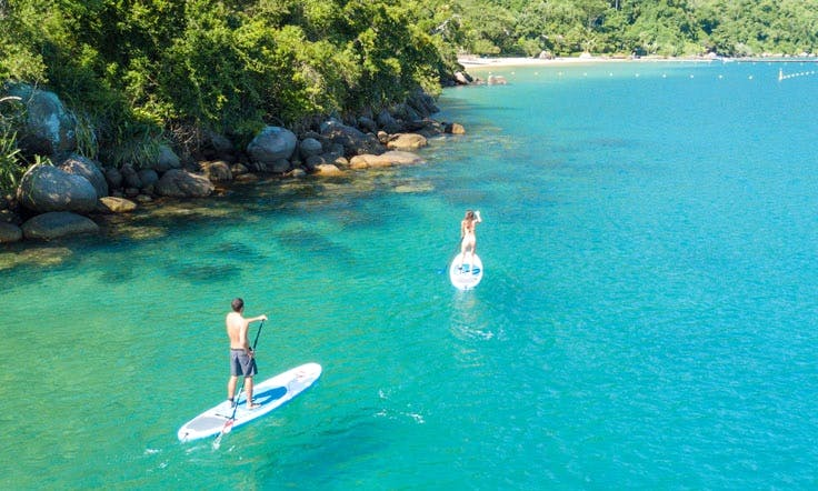 Special Paddleboard Tour In Rio de Janeiro, Brazil