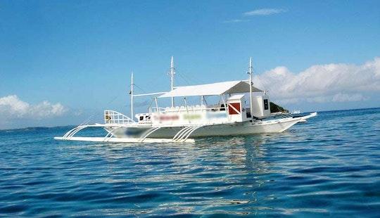 Diving Boat Tour In Daanbantayan