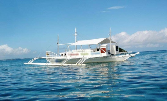 Diving Boat Tour In Daanbantayan