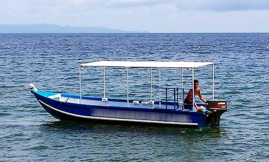 10 Pax Speedboat Diving Trips In Dauin