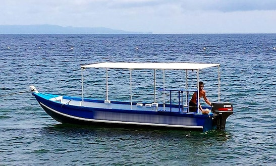 (10 Pax) Speedboat Diving Trips In Dauin