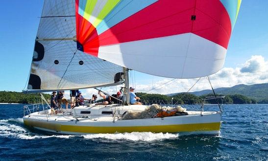 Sloop Charter In Puerto Galera
