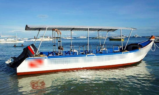 (10 Pax) Hayabusa Panglao Tour In Alona Beach