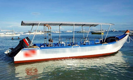 (10 Pax) Hayabusa Panglao Tour In Alona Beach