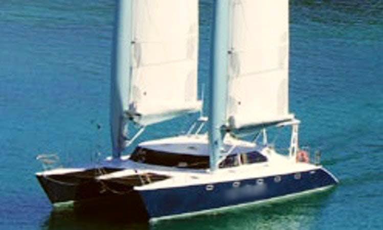 "Charter 54ft ""Cool Change"" Sailing Catamaran in Paihia, New Zealand"