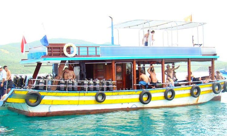 Passenger Boat Rental in Nha Trang
