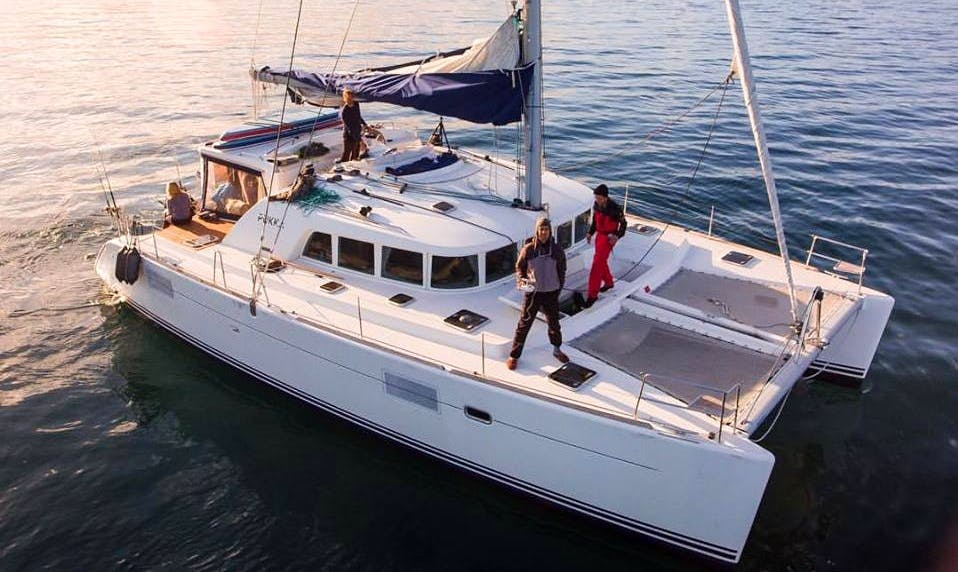 Charter a Cruising Catamaran in Tromsø, Norway
