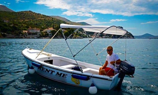 Dinghy Rental In Dubrovnik