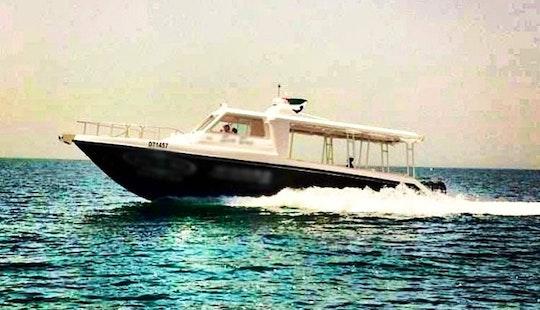 Charter 36' Seabus Passenger Boat In Dubai, United Arab Emirates