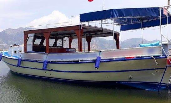 Dalyan Devils Bay Boat Trip In Muğla, Turkey