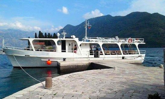 Charter A Anita Ii Trawler In Tivat, Montenegro