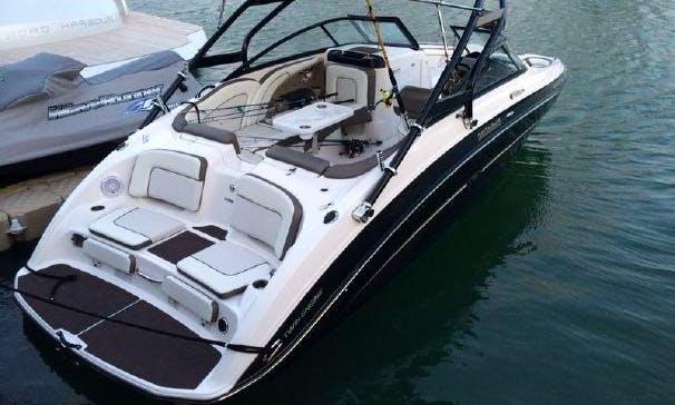 Yamaha Jet Boat Rental in Singer Island Florida.