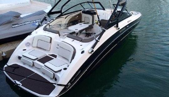 Bowrider Boat Rental In Singer Island Florida.