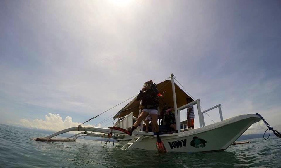 Enjoy Diving Courses in Cagayan de Oro, Philippines