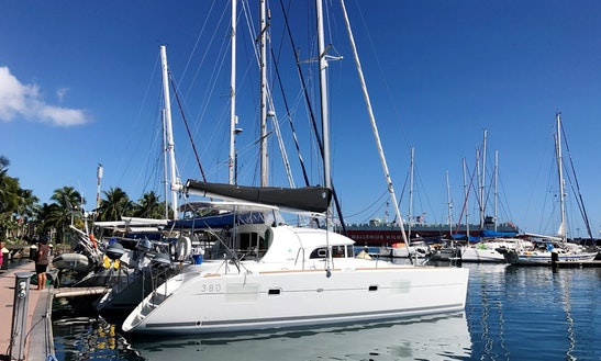 Cruising Catamaran Rental In Pape'ete