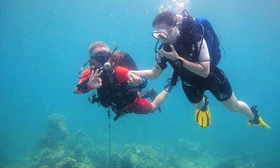 Enjoy Diving Courses In Thanh Pho Thai Nguyen, Vietnam